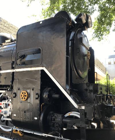 蒸気機関車科学博物館