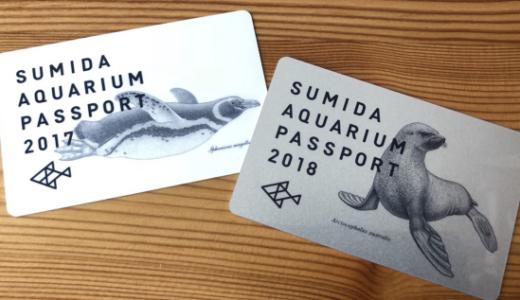 すみだ水族館の年間パスポートの料金は2回行けば元が取れる!ドリンク割引の特典も付いてきますよ