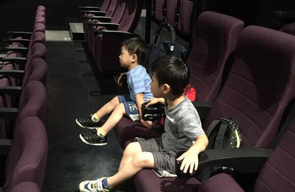 3歳児と行く時のアドバイス