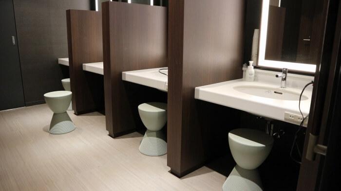 トイレ 洗面台