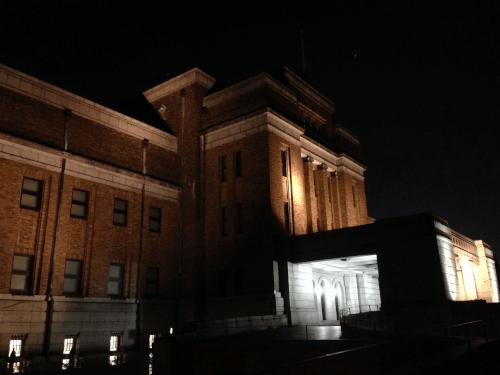 国立科学博物館日本館