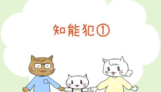 【4コマ漫画】第63話 知能犯①(#一人っ子男子を育てています)