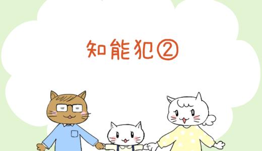 【4コマ漫画】第64話 知能犯②(#一人っ子男子を育てています)