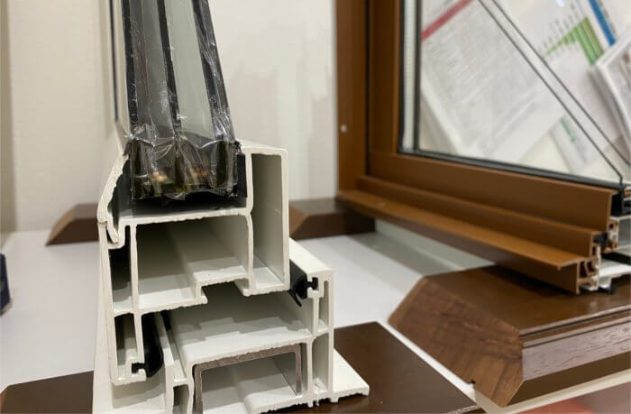 一条工務店の窓