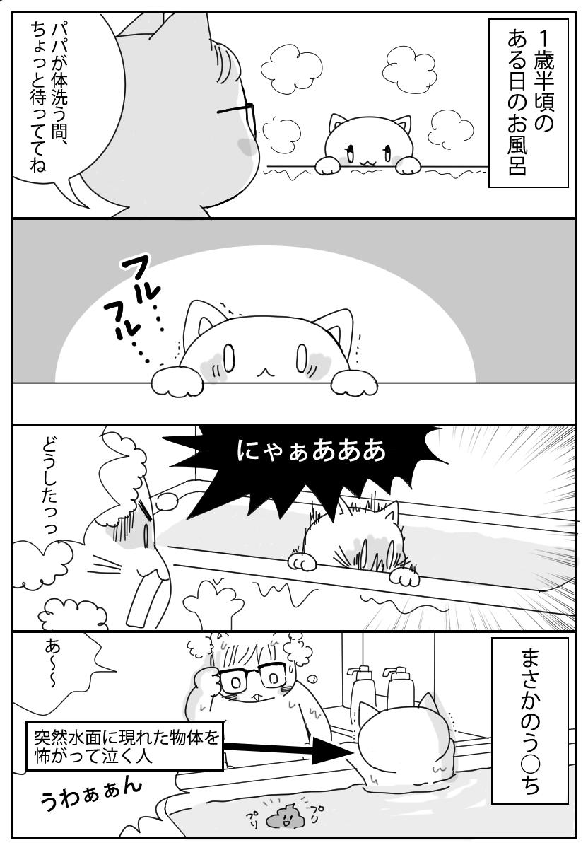 87話お風呂