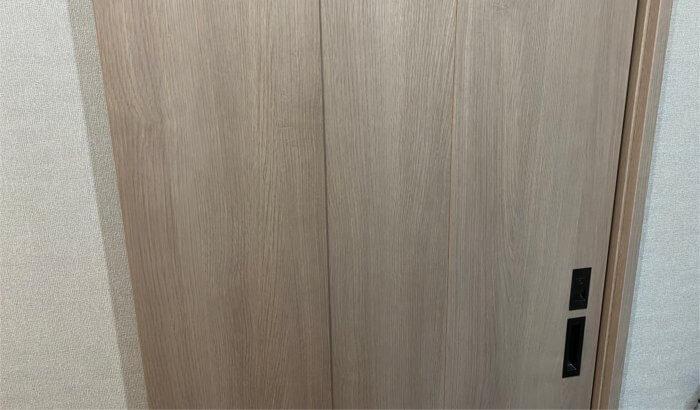 洗面所のドア