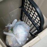 生ゴミのニオイが臭くてゴミの日まで待てない!屋外用のゴミ箱を買ってみました